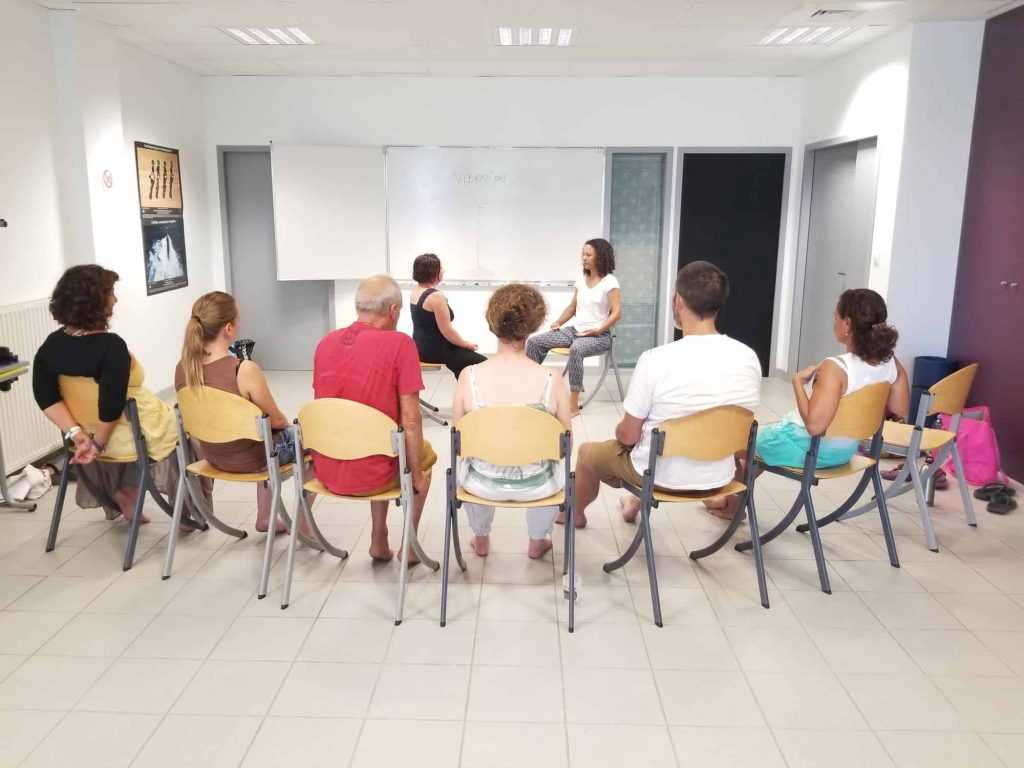 Atelier hypnose Transcendantale